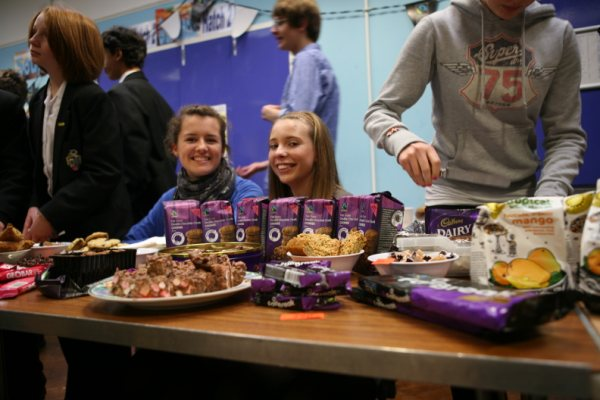 Fairtrade food