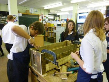 Photo: Making a toolbox for TFSR