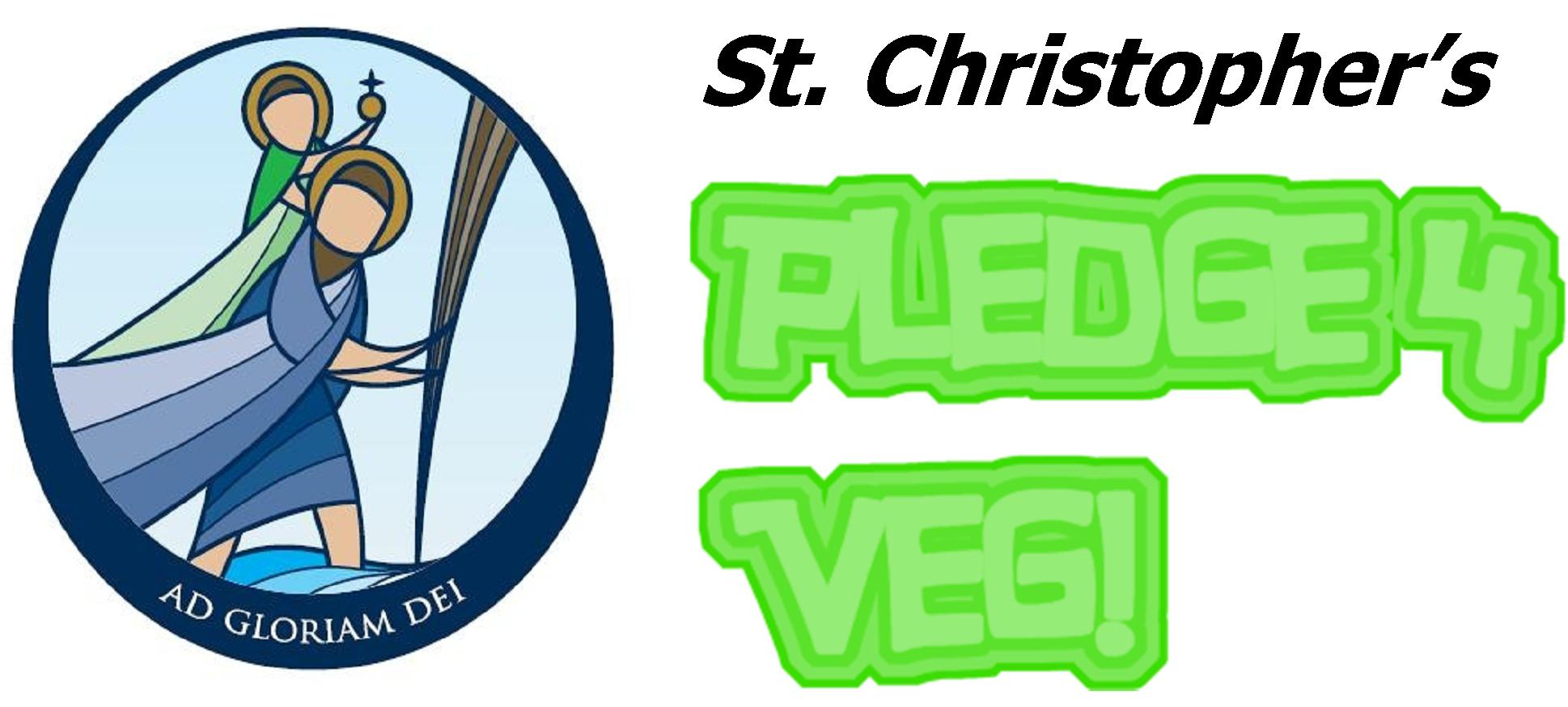 Logo: Pledge 4 Veg