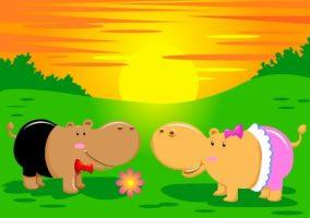 Hippo bippo!