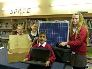 Solar Panel, ready to go!