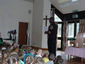 Assembly at Turners Hill