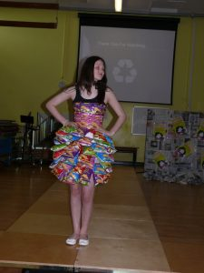 crisp dress