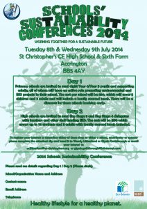 Sustainability Conference 2014