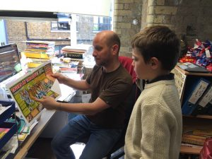 Seeing how Nat geo Kids Magazine gets put together