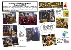 Eco recycled rubbish  copy