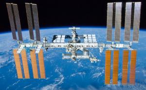 The International Space Station, image courtesy NASA