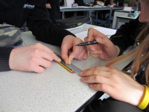 Being very precise - measuring a 2cm dibber
