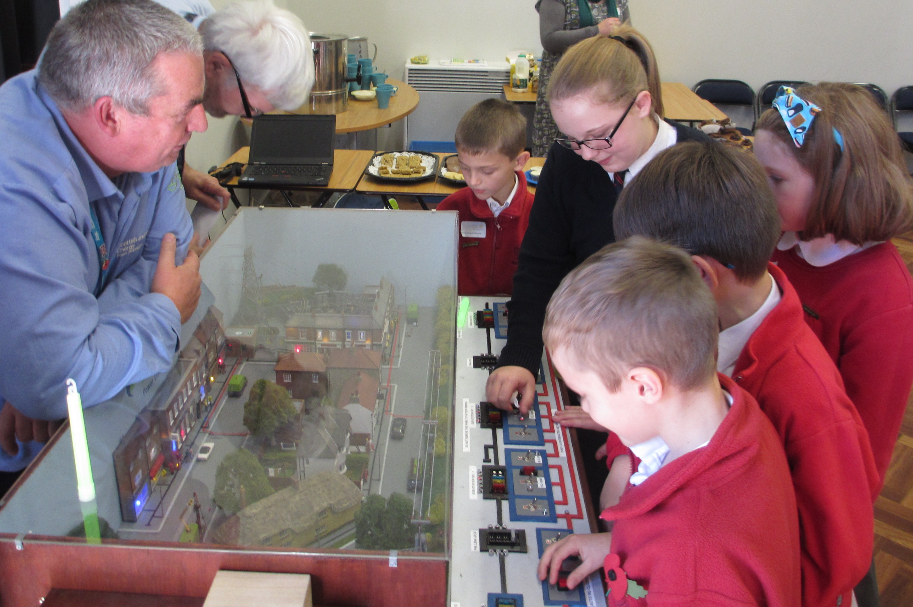 primary schools energy conference hosted by applemore
