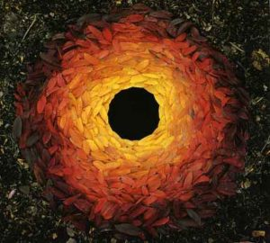 Image by Andy Goldsworthy