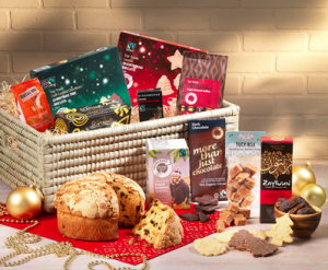 Fairtrade Christmas hamper from Traidcraft.co.uk