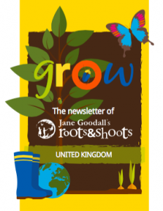 Your latest dose of Roots & Shoots inspiration!