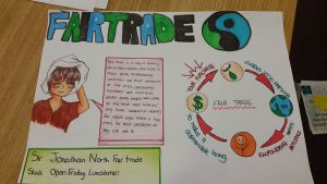 Tabrek's Fair Trade Poster- Whole