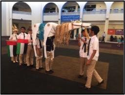 The Arabian Stallion by Al Ain Academy, Abu Dhabi