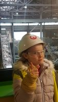 Recycling Discovery Centre visit