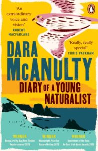Cover of the book Diary of a Young Naturalist by Dara McAnulty