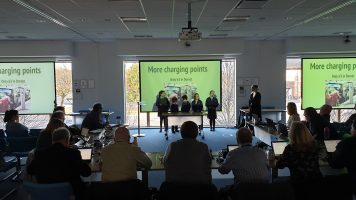 Dorset Climate Change Panel Damers First School