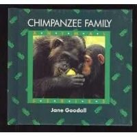 Join Dr. Jane for a virtual reading of 'Chimpanzee Family' book!