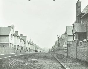 Norbury, London, 1911 – LCC Photograph Library