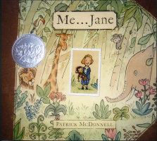 Join Dr. Jane for a virtual reading of 'Me…Jane'!