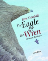 NEW: Join Jane for a virtual reading of 'Eagle & the Wren'!