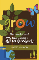 Jane Goodall's Roots & Shoots Newsletter Summer 2020