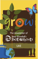 Jane Goodall's Roots & Shoots UAE Newsletter Summer 2020