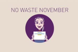 The fabulous No Waste November challenge!
