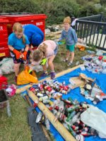 Litter Audit of Durdle Door – Damers First School