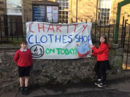 Featured School: Aberdour Primary School – Clothes for the Cold!