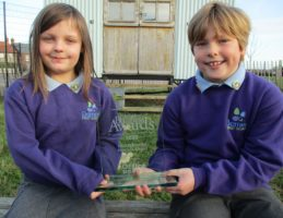 Education Business Awards, Environmental Practice Award Damers First School