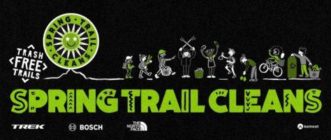 Trash Free Trails: Spring trail clean