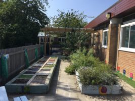 St John The Baptist CofE Primary School – In Touch with Nature Project update