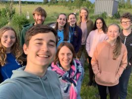 Andover Youth Shoots – In Touch with Nature project update