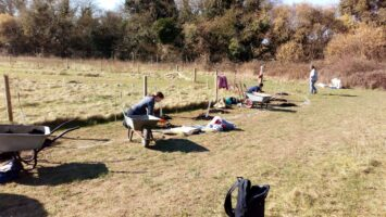 Andover Youth Shoots – 'In Touch with Nature' project update