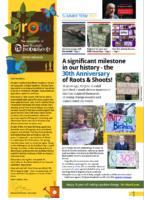 Jane Goodall's Roots & Shoots Newsletter Summer 2021