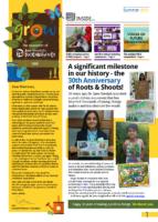 Jane Goodall's Roots & Shoots UAE Newsletter Summer 2021